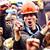 На шахтах олигарха Ахметова бастуют горняки (Видео)