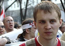 Лидер «Маладога Фронта» Змитер Дашкевич: Не бойтесь русских!