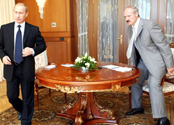 Lukashenka is ready to �work� for Russia in Ukraine