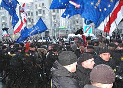 Массовые аресты и избиения в День Воли в Минске (Онлайн репортаж, видео)