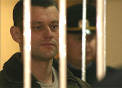 Prosecutor demands to sentence Parsyukevich to 3 years of colony