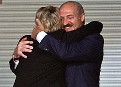 Басков – Лукашенко: «Эти ночи до рассвета я дарю тебе одной» (Фото)