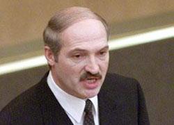 Лукашэнка: «Адносіны з Мядзведзевым дрэнныя. Калі не сказаць горш»