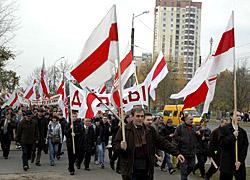«Дзяды» под родными флагами (Фото, видео)