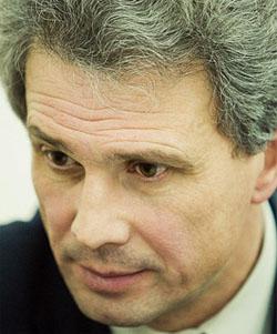 Посол Украины в Беларуси Игорь Лиховой: «Мы с тревогой наблюдаем ведение информационной войны против Украины»