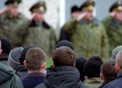 Насильственный призыв оппозиционеров в армию продолжается