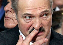 Lukashenka wants to make money on Putin�s new sanctions