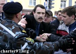 Павел Северинец: «Режим в Беларуси не меняется»