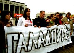 В поддержку политзаключенных в Беларуси голодают уже 29 человек