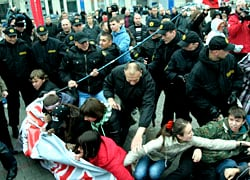 Amnesty International: Freedom of speech and civil activists persecuted in Belarus
