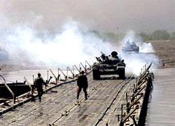 Падчас ваенных вучэнняў у верасні ў Беларусь увойдуць дзве арміі РФ