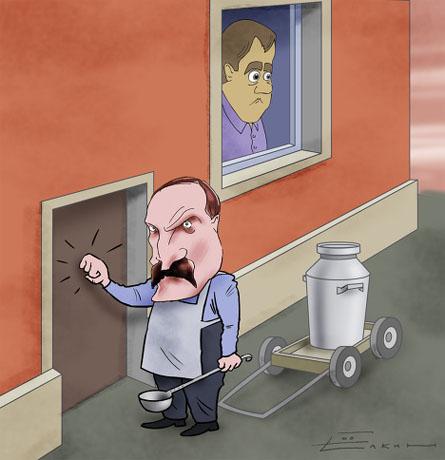 Россия и Беларусь не смогли урегулировать газовый конфликт на уровне премьер-министров - Цензор.НЕТ 3916