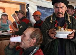 Белорусы бегут на заработки в Россию