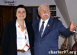 Лех Валенса: Лукашенко обманывает Европу
