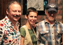 Встреча в Лос-Анджелесе: Стивен Спилберг и белорусский «Свободный театр»