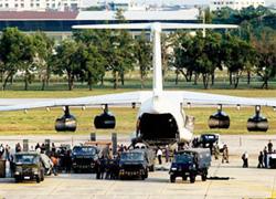В Таиланде задержан самолет с оружием под командованием белоруса (Обновлено, видео)