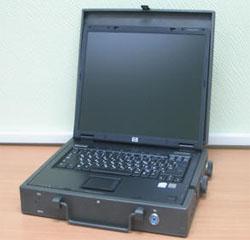 В Беларуси разработали ноутбук повышенной прочности (Фото)
