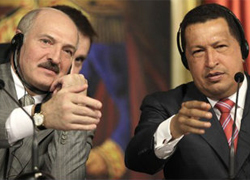 FOXNews: Chavez promises Lukashenka oil in exchange for weapons