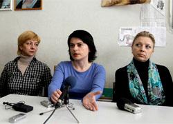 Беларускія журналісткі: «Еўропа чакае, пакуль нас заб'юць?» (Відэа)