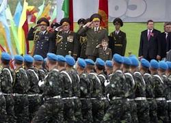 Российские летчики, десантники и танкисты уже давно находятся в Беларуси