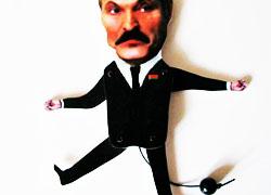 """Newsweek: """"Moscow pulls Lukashenka's moustache"""""""