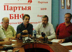 Belarusians to take to streets (photo, video)