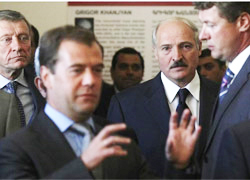 Lukashenka: Only personal conflict exists