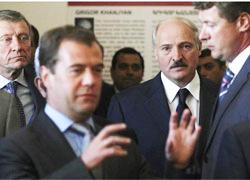 Лукашенко:  Есть только  личностный конфликт