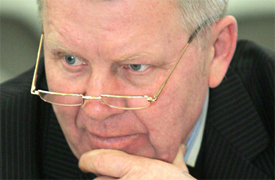 Генерал Фролов: «Пора прекратить парад кандидатов»