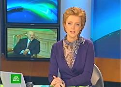 НТВ: Санников – основной конкурент Лукашенко на выборах (Видео)