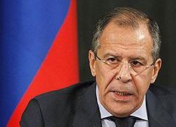 Лавров озабочен санкциями против белорусского союзника
