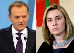 Дональд Туск абраны старшынём Еўрапейскай Рады