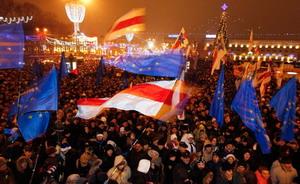 БТ показало, что тысячи манифестантов были готовы свергнуть Лукашенко