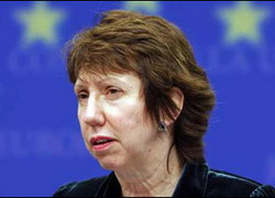 Кэтрин Эштон: Диктатор не оставил нам выбора