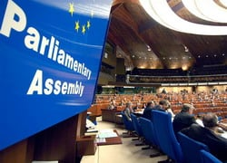 PACE votes for immediate withdrawal of Russian troops from Crimea