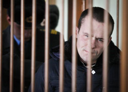 Vasil Parfenkau was transferred to the prison � 6 in Baranavichy