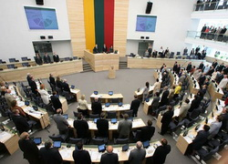 Сейм рассмотрит Соглашение об упрощенном пересечении границы Беларуси и Литвы