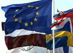 EU welcomes decision by third countries to join sanctions against dictator