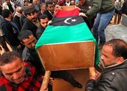 Зверские расправы: В Ливии убивали военных, не желавших стрелять по людям