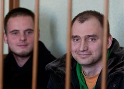 4 years in prison for Andrei Sannikov�s press-secretary