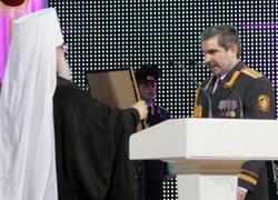 Филарет наградил МВД за кровавую бойню