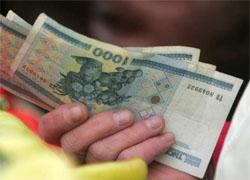 Могилевский рабочий: Такая ситуация с зарплатами была перед развалом союза