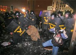 В Беларуси разрабатывают новые «полицейские спецсредства»