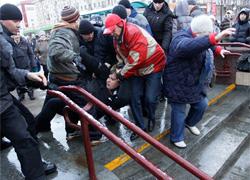 «Лукашенко не президент». Массовые аресты в День Воли (Фото, видео)