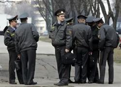 КГБ: Террорист пытался взорвать отделение милиции (Видео)
