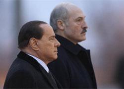 Берлускони едет в Беларусь