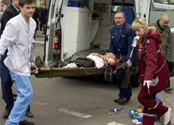 Список пострадавших во время взрыва в минском метро