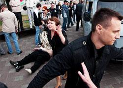 Массовые аресты только усиливают протесты (Фото, видео)