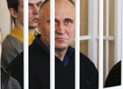 Statkevich sent to punishment cell for wrong clothes