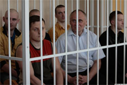Statkevich sentenced to 6, Uss to 5.5 years in prison